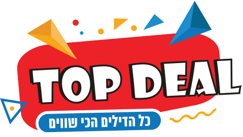 top-deal.co.il אתר צרכנות מוביל