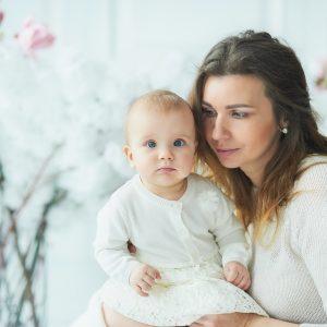 אמהות וילדים